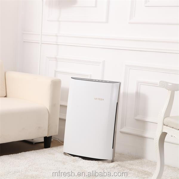 Mfresh 7099H HEPA negative air cleaner ionizer purification machine environizer air purifier manual