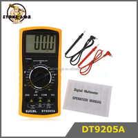 Hot sale China Uni-t high quality low price multimeter digital dt9205a