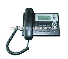 IP Phone with 1 sip line,iax2,poe