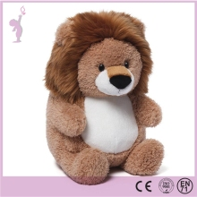 Small cute soft stuffed lion plush toys/soft lion animal plush toy