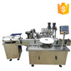 Micmachiney L40 automatic small bottle e-liquid filling machine 10ml line for plastic bottle and glass bottle eyedrop