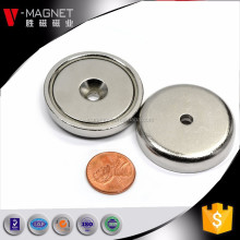 neodymium strong magnets cylinder hard ndfeb magnetic 5x20mm disc magnet