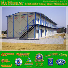 2016 low cost nice design light steel prefabricated house plans design