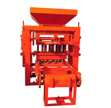 QT4-26 CE certificate high quality second hand brick making machine uk