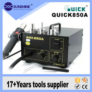 Hot sale top quality 850a SMD rework desoldering station for BGA