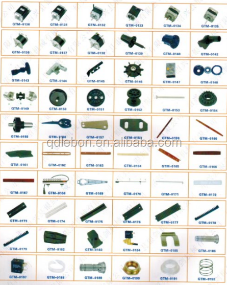 LBPJ-02 High Quality itema rapier looms spare parts