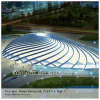 ETFE Tensile Membrane Air Cushion