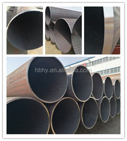 12m Length, API 5L OIL /GAS PIPE LINE /LSAW WELDED STEEL PIPE
