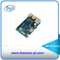 The expandable single-board newest product BPI-M2 berry 3.5mm Stereo Output mini-jack with microphone support