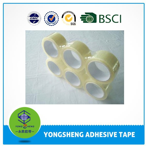 BOPP packing adhesive tape,High quality adhesive tape manufacture,clear packing tape