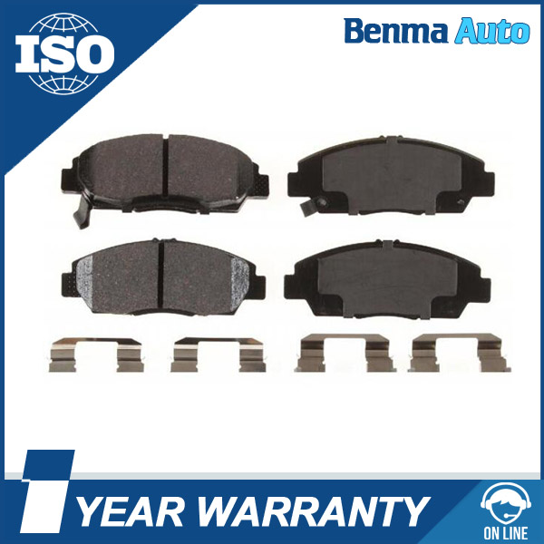 Auto spare parts brake pad manufacturers for Japanese Car 45022SN7G42 /45022SS0000 /45022SS0505 /45022SS0515