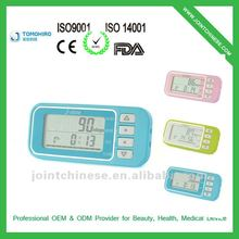Cheap China CE Sport Wireless Pedometers/Fishing Line Counter For 2012 UK Sale