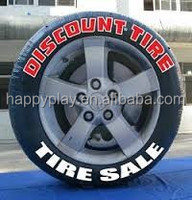 inflatable tyre inflatable tyres model inflatable tire advertising