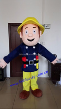 NO.3997 Adult fireman Sam carnival costume