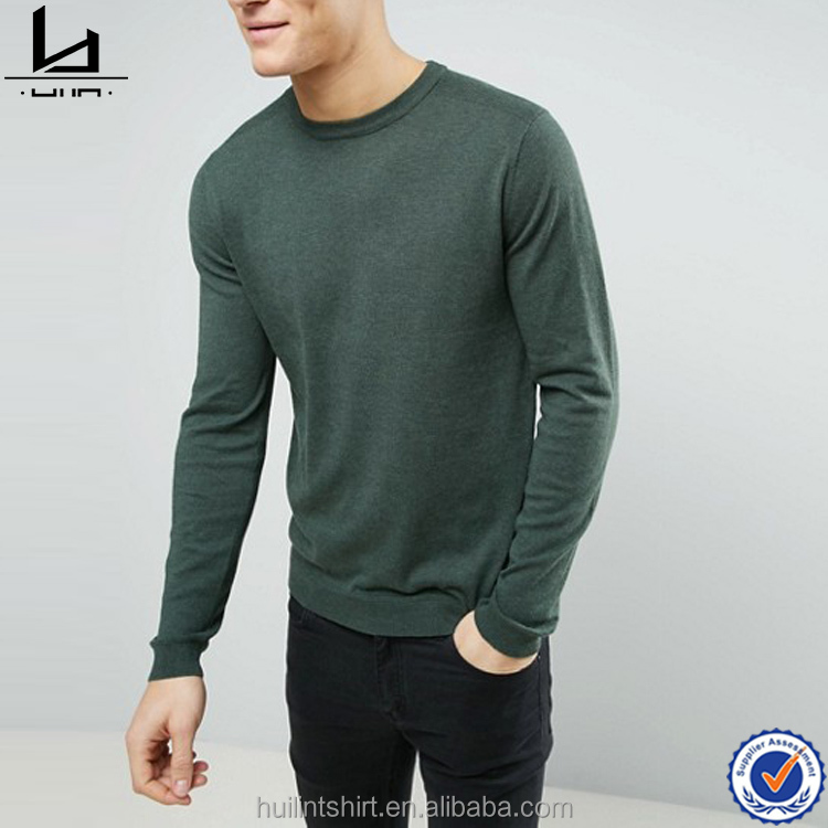 latest shirt designs for men cotton-mix knit mens gym t shirts