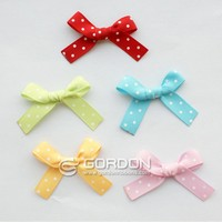 ribbon bows for footwear, ribbon bows for shoes & baby socks decoration