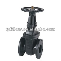 MSS-SP-70 Rising spindle class 125 gate valve