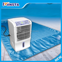 mini air conditioner-DC12v 6w electric used portable air conditioner water cooler blanket-