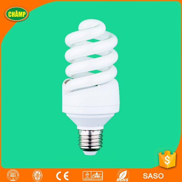 2017 full spiral hot sale energy saving lamp indoor use