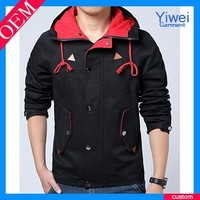 Fashion Hip Hop Winter Thick Jackets