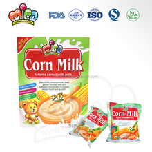 45g hot-selling baby corn milk infant cereal for africa
