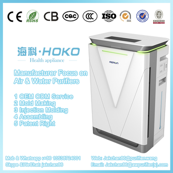 low power consumption Home air purifier