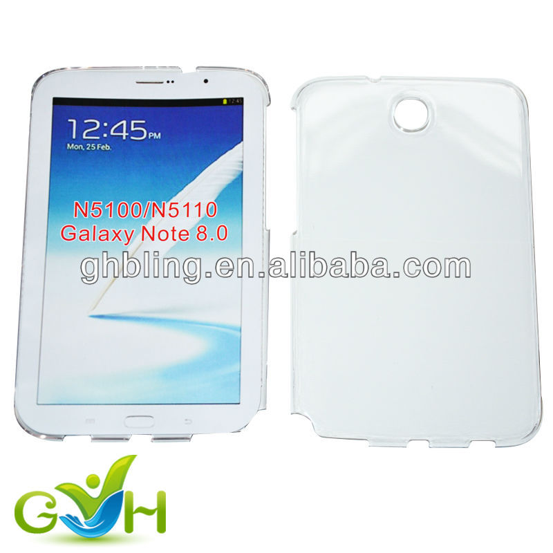 Plastic Hard Back Case for Samsung Galaxy Note 8.0 N5100