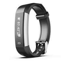 2018 Oled Display Life Waterproof Original Smart Bracelet HR Watch Fitness Tracker Heart Rate Wristband for Man