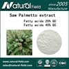 ISO&HACCP Herbal Plant Saw Palmetto Powder 25%45% by GC