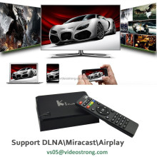 google play store android tv box digital satellite receiver DVB S2 T2 4k satellite receiver