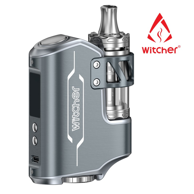 High Technology 2016 Witcher Box Mod Liquid Thc For The Electronic Cigarette