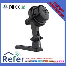 Newest design high quality mini p2p camera, WIFI IP camera support motion detection