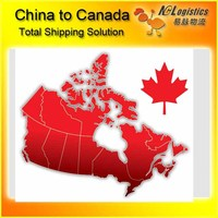 consolidation shipment lianyungang to Vancouver