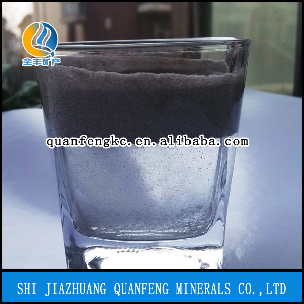 2016 hot sale China supplier ceramic hollow microspheres/ cenosphere fly ash/ Cenospheres collected from coal ash&QF