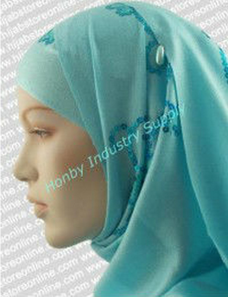Wholesale Decorative Sewing Pearl Head Hijab Pin Wheel