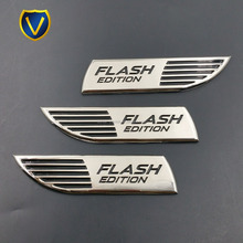 Custom Flash enamel car emblem badges manufacturer China