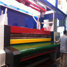 1600 to 3200mm roller embossing machine for shoes garment furniture