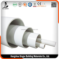 Large diameter 14 inch pvc pipe prices, low price fireproof pvc pipe