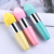 3pcs/lot Cosmetic Tool Multi Color Makeup Sponge Private Label Cosmetic Sponge Manufacturer Powder Puff With Handle
