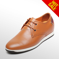 b2b China shop union shoes for men casual leather shoes
