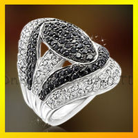 pave sets fashion jewelry Mexico rich and elegant cz rings sterling silver,paybal accept