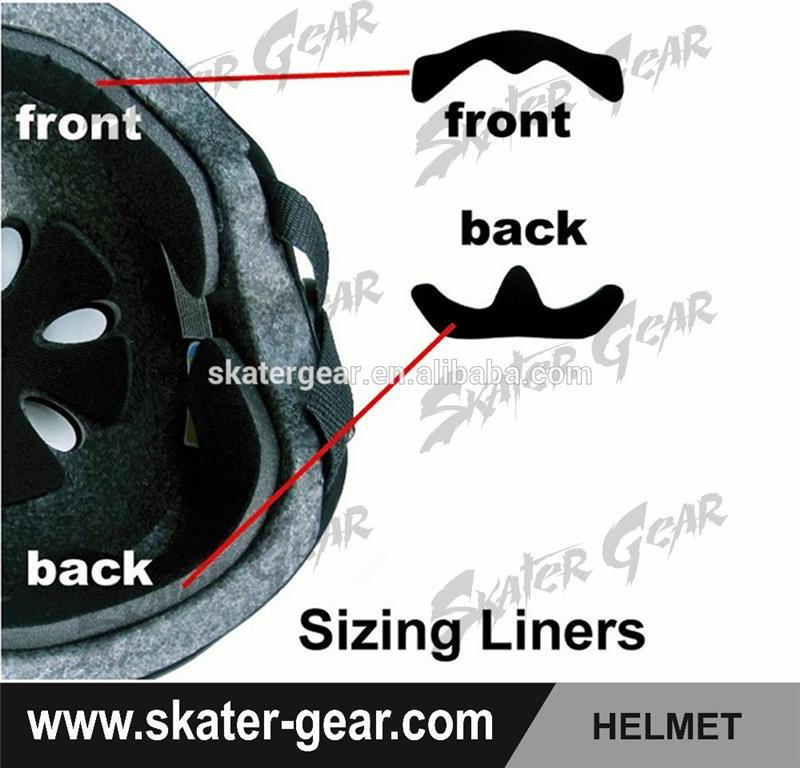 SKATERGEAR protective helmets for adults kids skateboard helmet helmets for motorcycles