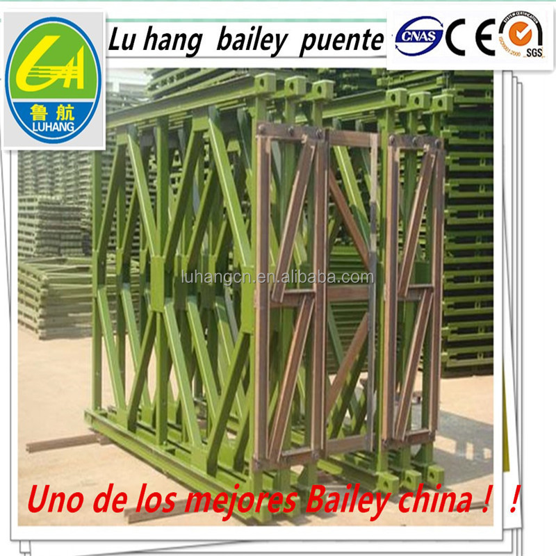 High Quality Heavy Duty Bailey Bridge Steel Structure ADTO Brand Steel Material Various Application