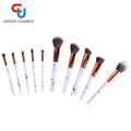 Premium Synthetic Kabuki Foundation Blending Blush Concealer Eye Face Liquid Powder Cream Cosmetics Brushes