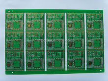 2015 Foldable aluminum pcb single side Rigid-Flex LED PCB
