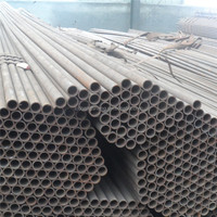 Stock ST52 hollow bar with thick wall high wall thickness seamless steel pipe