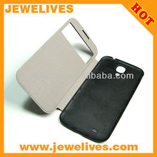 hot sale leather pouch for samsung galaxy S4,S4 case