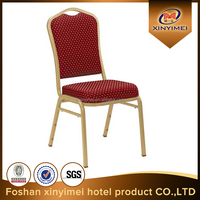 2012 Hot Selling Wedding Aluminum Chair For USA Market