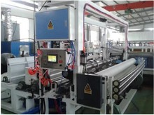 BR-D Automatic Rewinding Tissue Roll Making Machine/Toilet Paper Processing Equipment