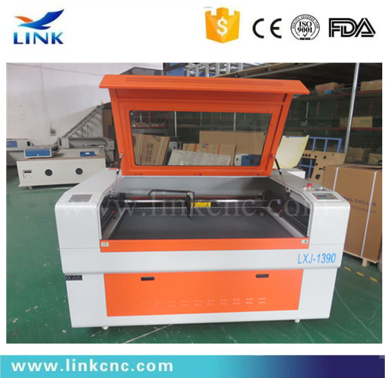 Discount price laser cut main gate design Co2 laser engraving cnc router with best laser cnc price